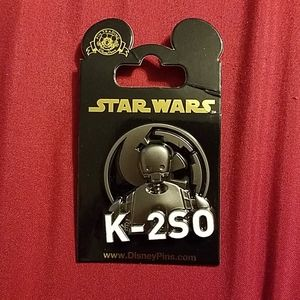 K-2SO Star Wars Disney Pin